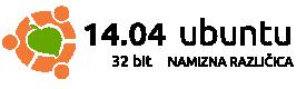 Ubuntu 14.04 32bitni