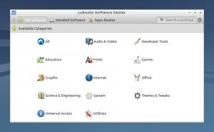 Programsko središče Lubuntu